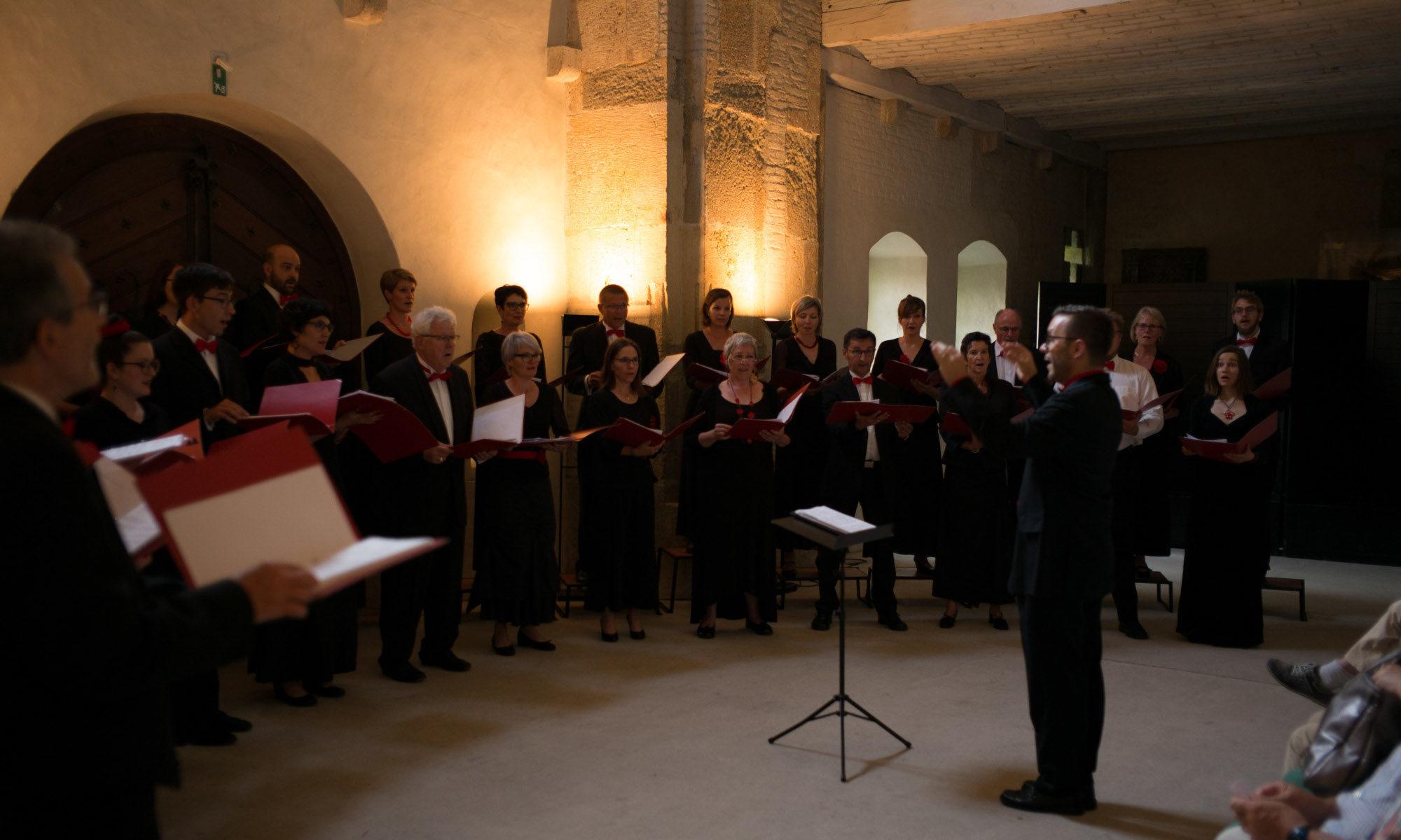 Ensemble vocal DeMusica